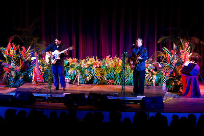 HAPA Benefit Concert for Kalaheo Elementary School  in Kauai September 28, 2008