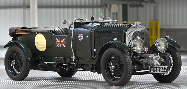 1930 Bentley 4.5 Litre Blower UR 6847