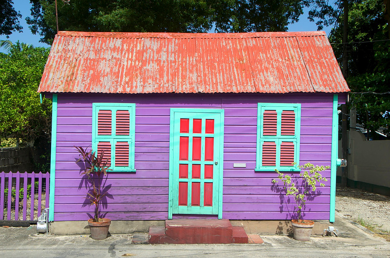 Chatel House in Barbados photographed by Barbados Photography
