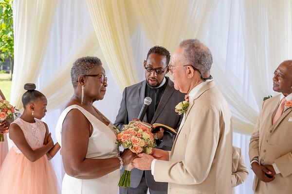 Taylor & Moore Wedding