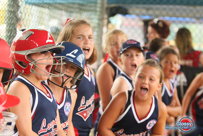 8U - Clay County Police Activities League vs Longwood Babe Ruth