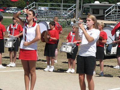 Cardinal, Berkshire, NDCL, Chardon Band-O-Rama