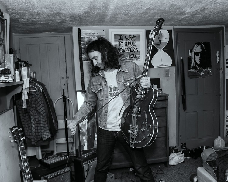 ADAM GRANDUCIEL OF THE WAR ON DRUGS FOR CONSEQUENCE OF SOUND