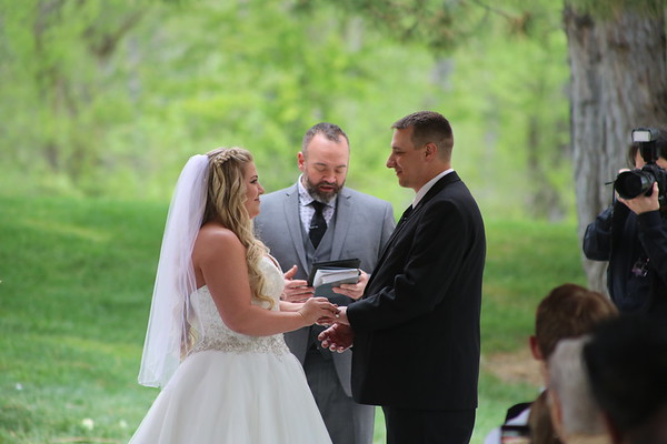 McNicholls Wedding - Barber Park Event Center