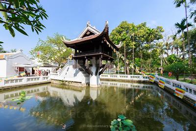 Hà Nội - One Pillar pagoda
