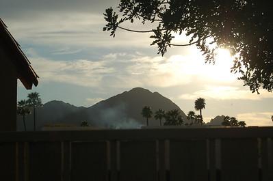 Camelback Mountain from Afar