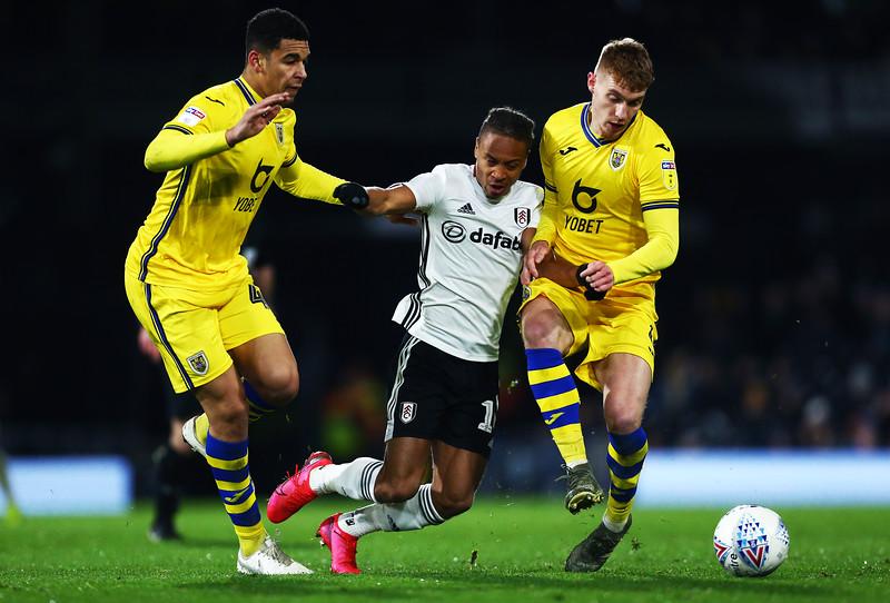 Fulham v Swansea City - Sky Bet Championship