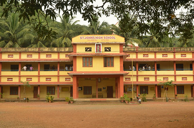 St. John's Higher Secondary School