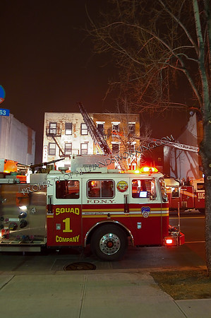 FDNY Brooklyn All Hands Smith & Atlantic Sts. residential over commercial.