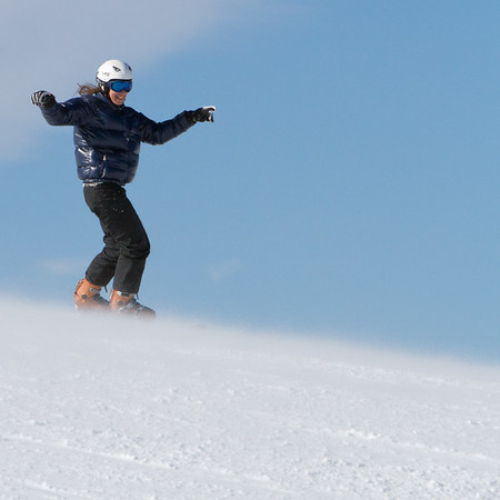 Surf alpin