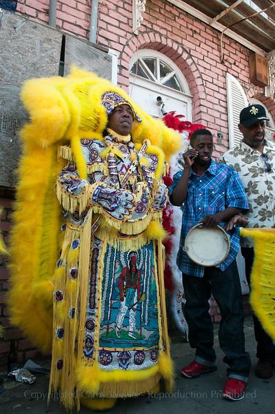 2011 Super Sunday Mardi Gras Indians