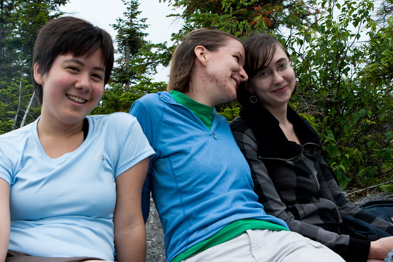 Gennie and Rachel, and Sachi.