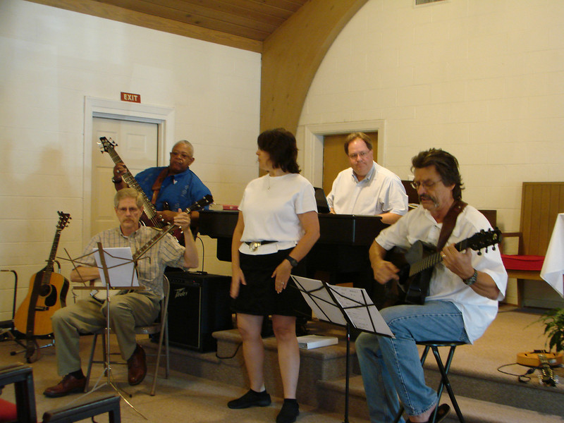 Park Street Christian Church Praise Band 2009 001.jpg