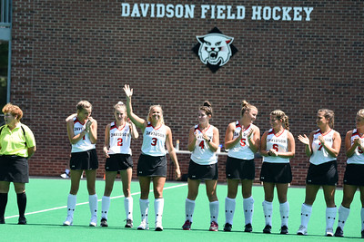 Davidson Field Hockey vs LIU Brooklyn