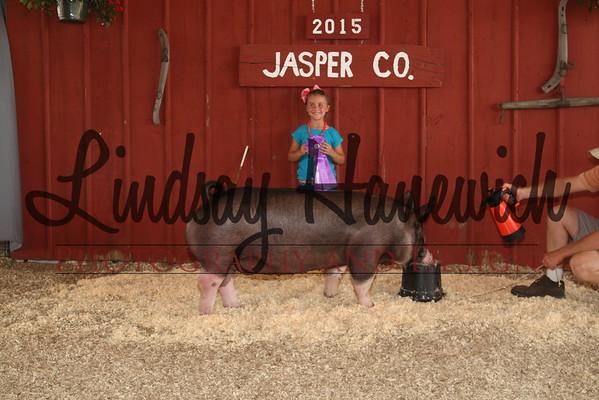 Wednesday - Open Pig Show