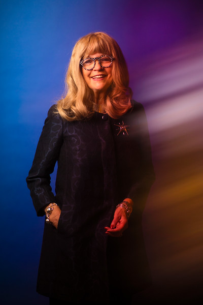 Susan Kaplan poses for a portrait at her office at Kaplan Financial Services, Inc. in Newton, Massachusetts on April 13, 2018. Photo by Adam Glanzman for Barron's