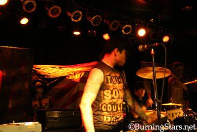 The AKAs @ Penny Arcade (Rochester, NY); 3/02/08