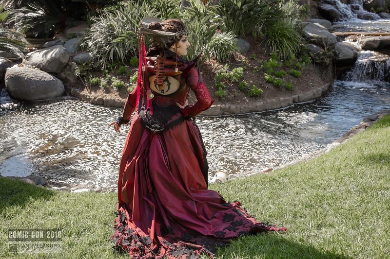 Queen Gethsemoni by Chrissy Lynn Kyle