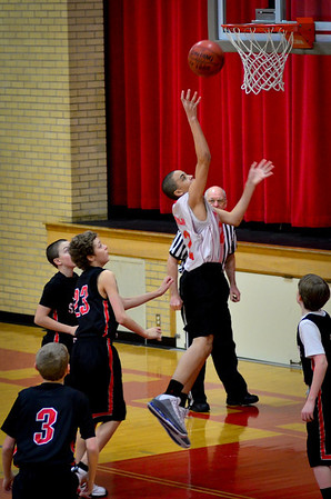 7th Grade Boys Medford Feb 26 2011
