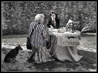 Lucca: festa  medievale (settembre 2010)