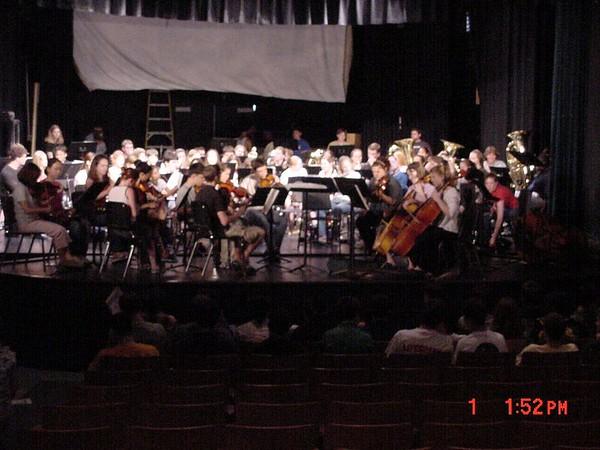 2003-05-01: Meymandi Concert Practice