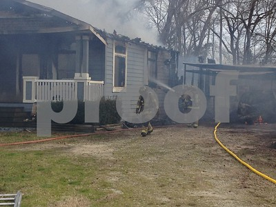 3/4/13 Winona Home Complete Loss In Fire by Kenneth Dean
