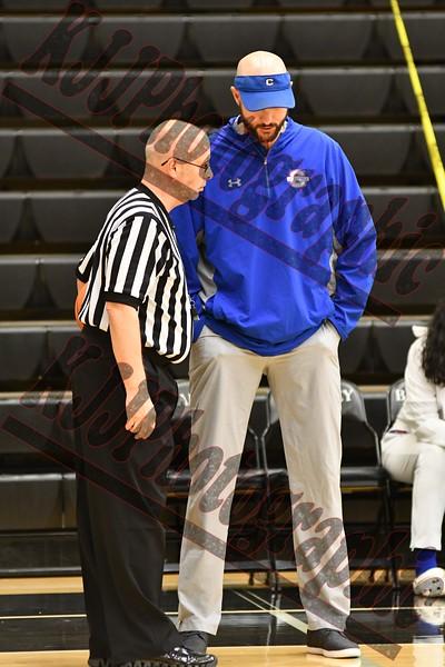 2019 JV Girls Cleveland Lady Blue Raider Vs Bradley Central Bearettes @ Jim Smiddy Arena