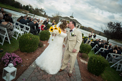 Wedding at the Farmstead Golf and Country Club, Lafayette, NJ