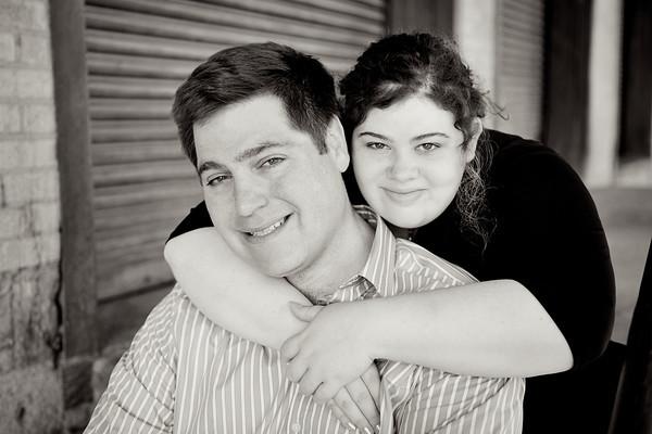 Emily & Chris Engagements
