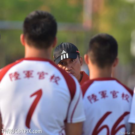 2016大專盃15s-一般組預賽-陸軍官校vs淡江大學(ROCMA vs TKU)