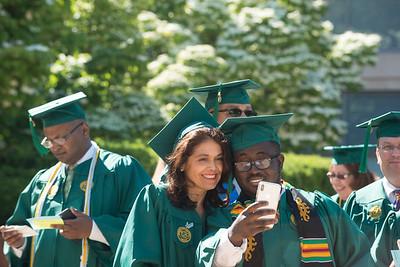 2019 School of Integrative Studies Degree Celebration