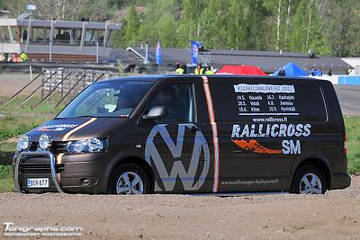 14.05.2011 | Rallicross SM, Kouvola