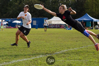 8-8-14 WFDF 2014 World Ultimate Club Championships - Semis and Finals Day Frinday