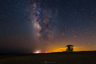 Assateague At Night