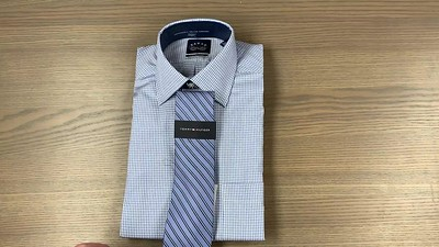 Mens wardrobe recommended shirts and ties
