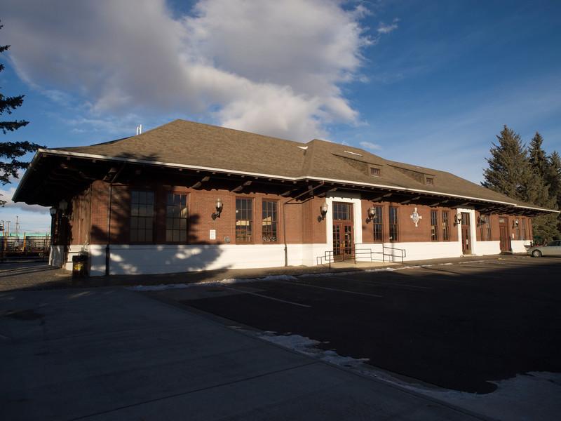 Laramie Depot