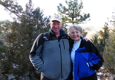 Dinosaur Ridge Trail - Morrison Colorado