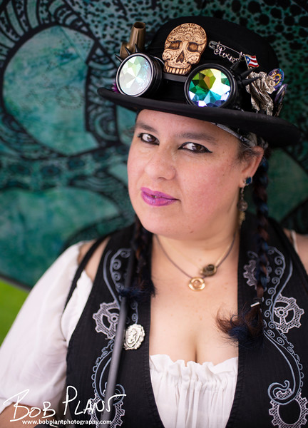 Steampunking in the Park 2019