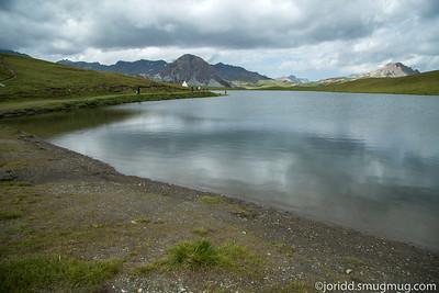 Val d'Isere Lac de l'Ouillette