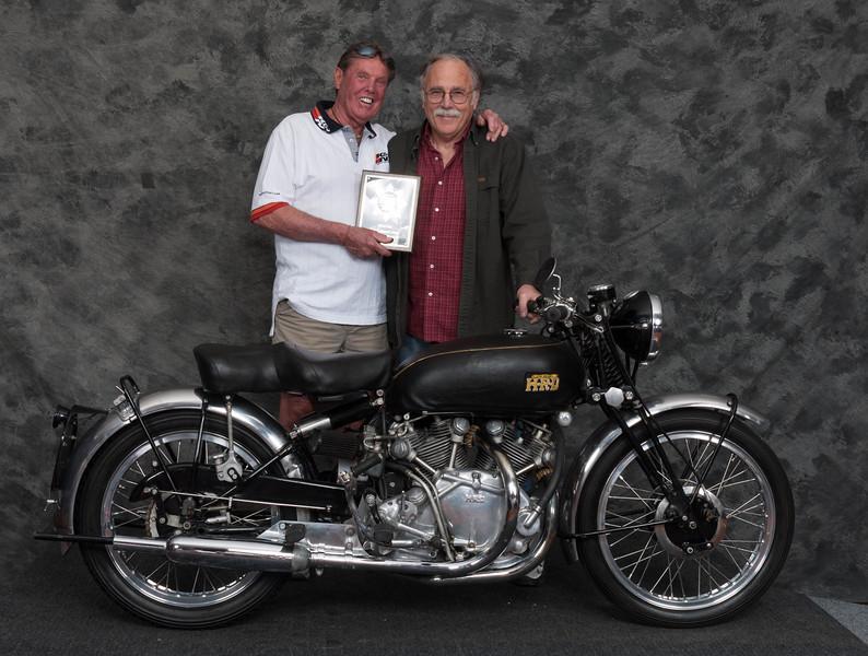 Gary Hubback, Winner Honorable Mention / Silver Star Award