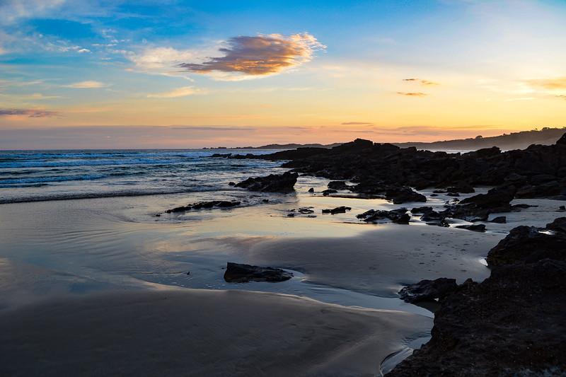 Anglesea - NOV2017 - Beach at sunset-02.jpg