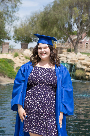 Graduation Session with Heavyn