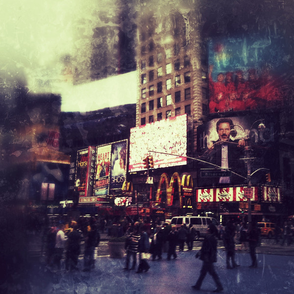 Times Square - Instagram