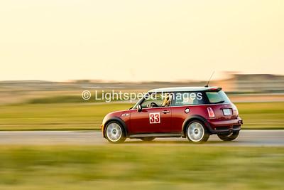 Neal Garrett - Red Mini Cooper S #33