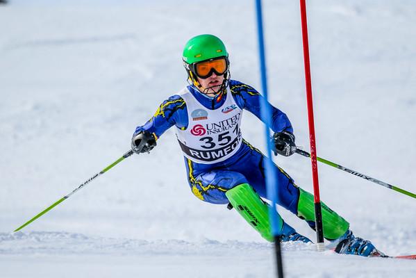 Boys Second Run Slalom