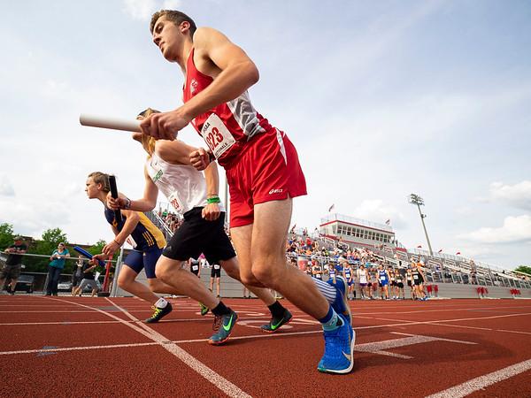 2021 Boys Track Sectional at Goshen - 5/20/2021