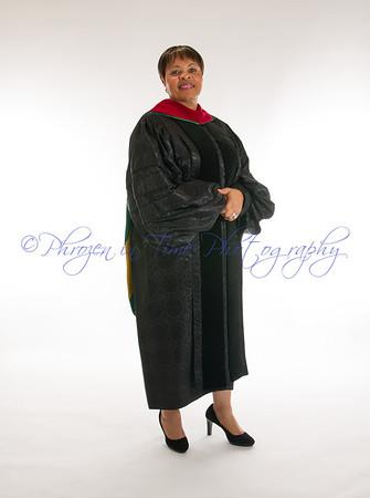 Pastor Amanda Jones