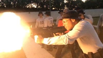 PAC 103 Firearms