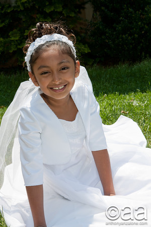 Chandini's Communion