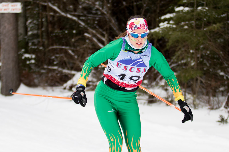 Men and Women Nordic Skiing